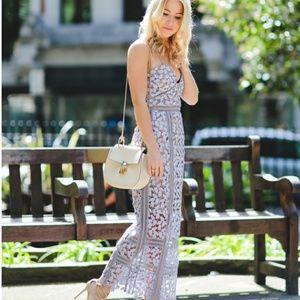 Anthropologie Elliatt Gorgeous Spring Dress